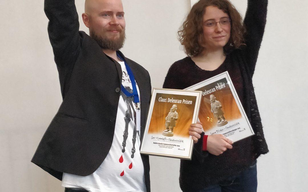 Hellbent team take top honors