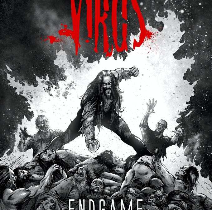 Patrick Cornelis kickstarts VIRUS: ENDGAME